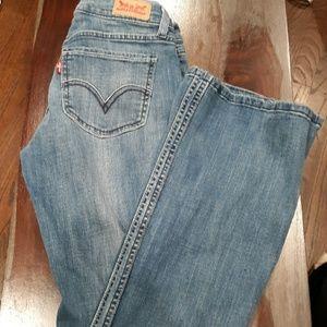 Levi's 524 Jeans